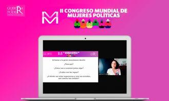 Fórum participa de Congresso Mundial de Mulheres na Política