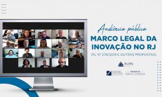 Comissão de Ciência e Tecnologia e Fórum debatem atualização do Marco Legal de Inovação do estado
