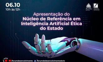 Câmara de Tecnologia conhecerá trabalho de Núcleo de Referência em Inteligência Artificial do estado