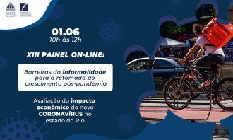 Painel do Fórum debaterá as barreiras da informalidade para o crescimento do estado