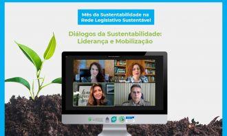 Série Diálogos da Sustentabilidade debate liderança e mobilização
