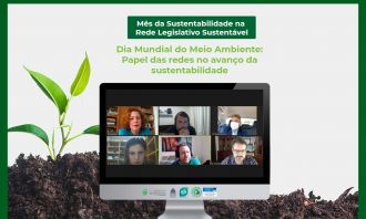 Sustentabilidade na administração pública marca Dia Mundial do Meio Ambiente na Alerj
