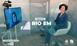 Edição Green Rio de 2020 será realizada em outubro, totalmente digital