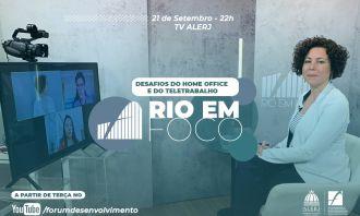 Rio em Foco mostra boas práticas para superar o desafio do trabalho à distância