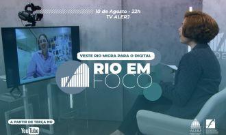 Veste Rio se torna 100% online e oferece mentoria para pequenas empresas