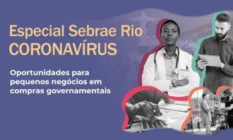 Sebrae-RJ mapeia oportunidades para pequenos negóciosem compras governamentais