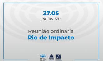 Movimento Rio de Impacto realiza reunião ordinária