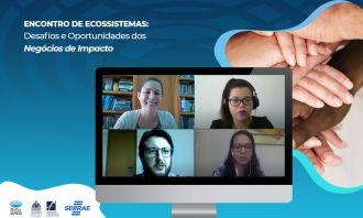 Avanços dos ecossistemas de negócios sociais do país são debatidos em painel