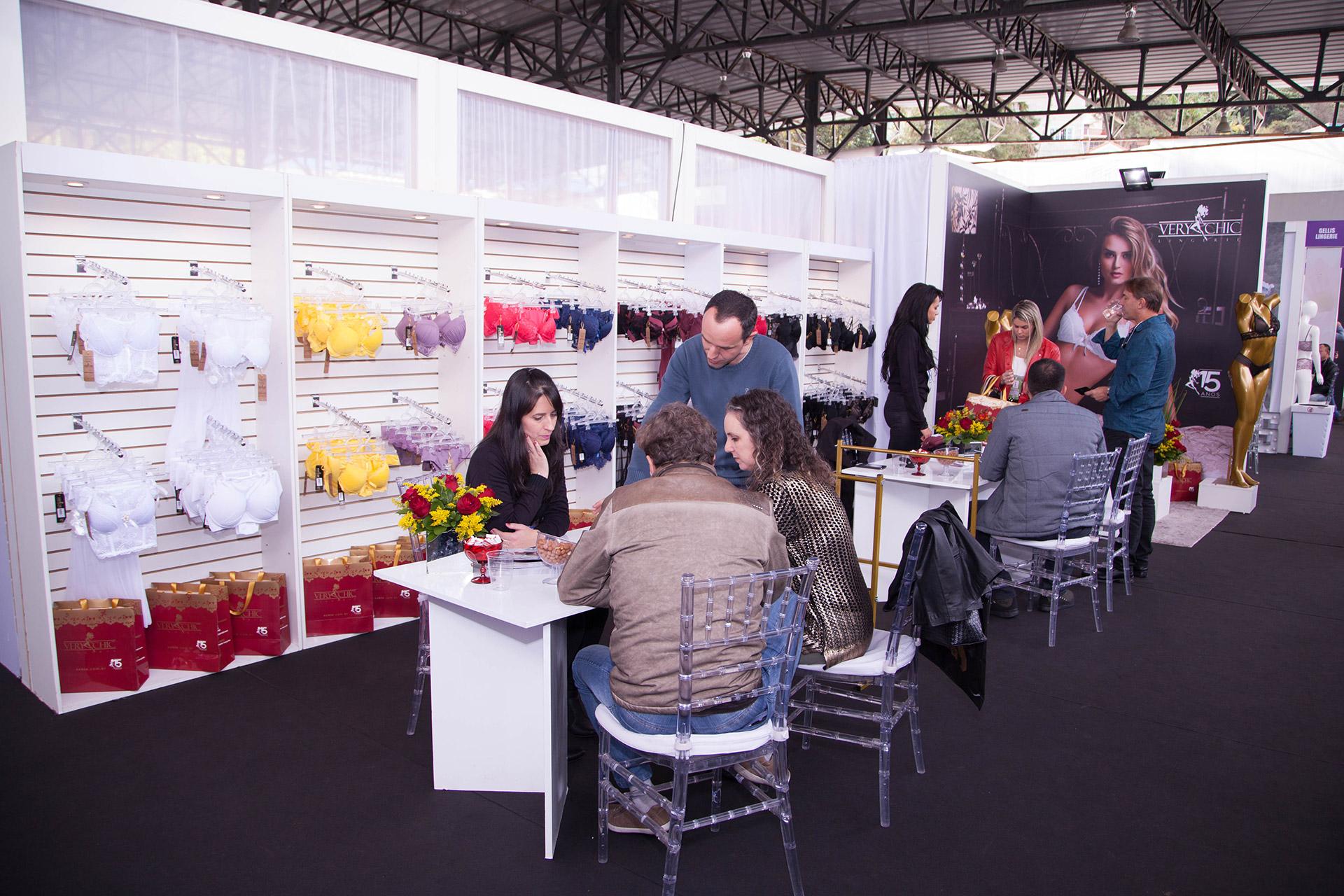57458bc5e Fevest Festival  A mais importante feira brasileira de moda íntima acontece em  Nova Friburgo