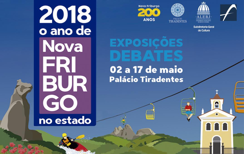 b22ac664d Potenciais econômicos de Nova Friburgo serão debatidos na comemoração de  seu bicentenário